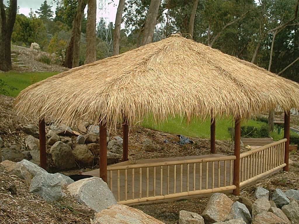 Thatched Roofs Bali Hut Ideas The Thatched Roofing